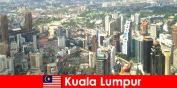 Kuala Lumpur in Malaysia Asien-Liebhaber kommen hier immer wieder