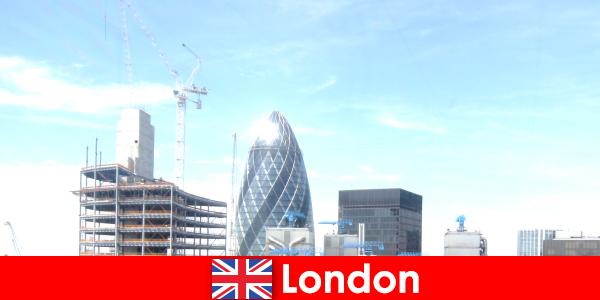 Sehenswürdigkeiten und Attraktionen in London von England