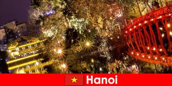 Hanoi in Vietnam ist Herzensoffen für den Tourismus