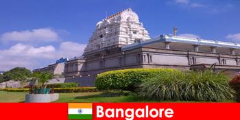 Die geheimnisvollen und prunkvollen Tempelanlagen von Bangalore