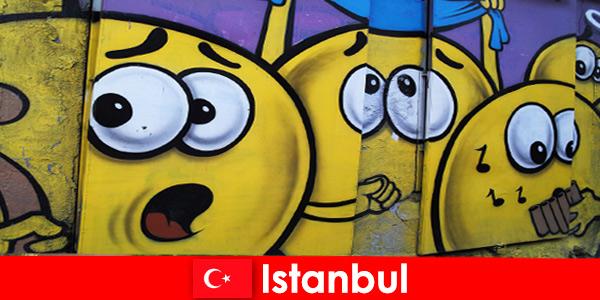 Turcia Istanbul scene cluburi pentru hipsteri și artiști din întreaga lume ca o excursie de week-end