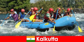 Günstige Reise für aktive Sportler in Kalkutta Indien