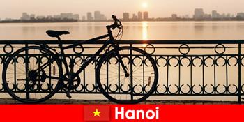 Hanoi in Vietnam Endeckungsreise mit Wasserfahrten für Sporttouristen