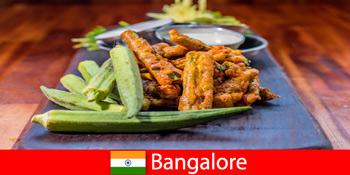 Bangalore in Indien bietet Reisegästen Köstlichkeiten aus der heimischen Küche und Shoppingerlebnis an