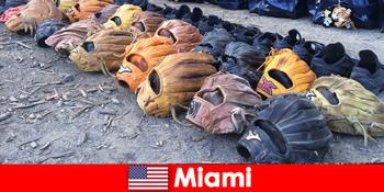 Traumurlaub für Reisende in die Sportparks von Miami Vereinigte Staaten
