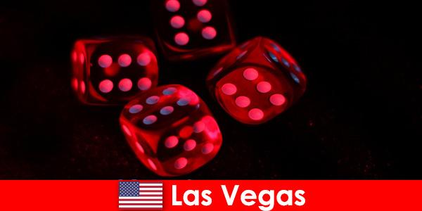 Perjalanan ke dunia bersinar seribu perlawanan di Las Vegas Amerika Syarikat