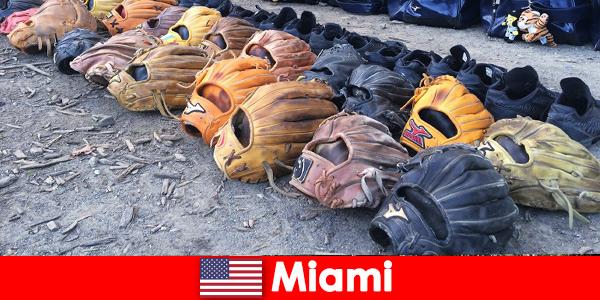 마이애미 미국의 스포츠 파크여행자를 위한 꿈의 휴가