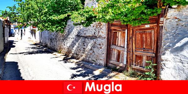 Festői falvak és vendégszerető helyiek fogadják a turistákat Mugla Törökországban