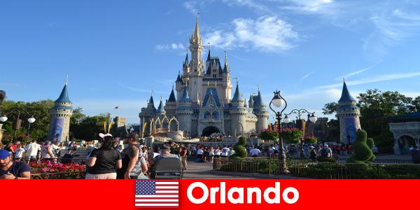 Családi nyaralás gyerekekkel a Disneyland Orlando Amerikai Egyesült Államok vidámparkjában