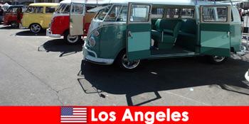 Ausländer mieten günstige Autos in Los Angeles Vereinigte Staaten für Erkundungsfahrten