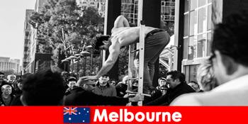 Kunst und Kultur für Kreative Urlauber in Melbourne Australien