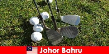 Geheimtipp – Johor Bahru Malaysia hat viele herrliche Golfplätze für Aktivtouristen