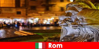 Bustour für Wochengäste durch die wundervolle Stadt Rom Italien