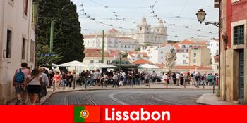 Ausländische Studenten und Schülern bietet Lissabon Portugal preiswerte Hotels an