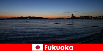 Regionalreise mit Gruppen durch Fukuoka Japans schöne Stadt erleben