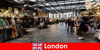 London England für Einkaufstouristen die Top Adresse