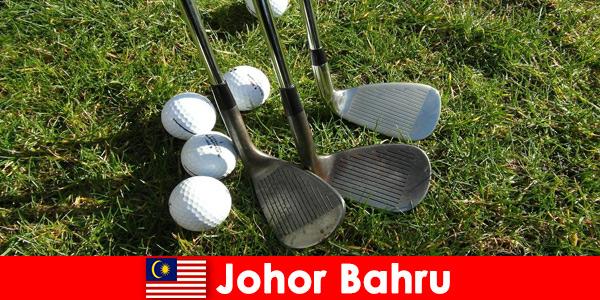 Bennfentes tipp - Johor Bahru Malajzia sok csodálatos golfpályák aktív turisták