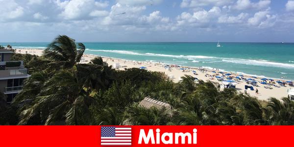 Palm plaje valuri de nisip așteaptă turiști pe termen lung în paradisiac Miami Statele Unite ale Americii