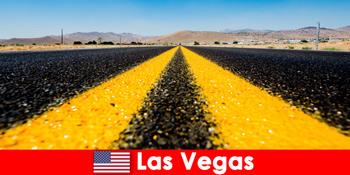 Nervenkitzel Abenteuer und sportliche Aktivitäten erleben Reisende in Las Vegas Vereinigten Staaten