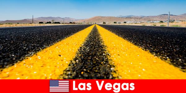Гострі відчуття пригод і спортивних заходів досвід мандрівників в Лас-Вегасі Сша
