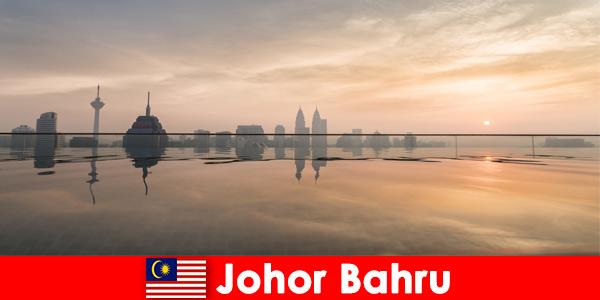जोहोर बाहरू मलेशिया में छुट्टियों के लिए होटल बुकिंग बुक करें हमेशा शहर के केंद्र में