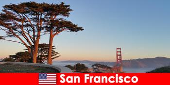 San Francisco Abenteuererlebnis für Wanderer in den Vereinigten Staaten