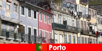 Besondere und günstige Unterkünfte für junge Besucher in Porto Lissabon
