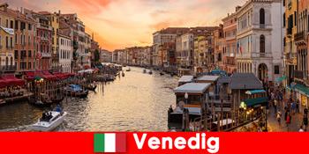Venedig in Italien Kleine Tipps Verbote und Regeln für Touristen